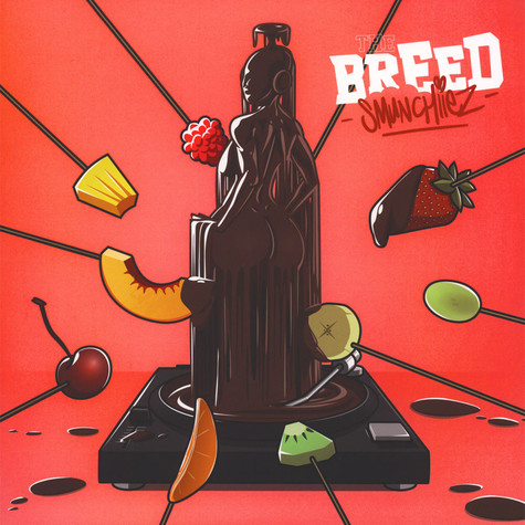 The Breed - Smunchiiez White Vinyl Limited Edition