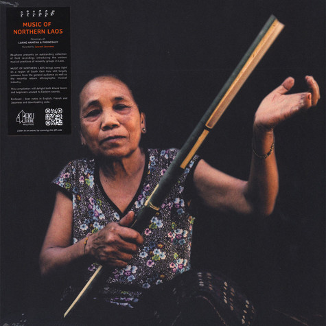 V.A. - Music Of Northern Laos