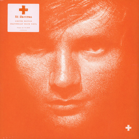Ed Sheeran - + White Vinyl Edition