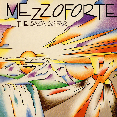 Mezzoforte - The Saga So Far