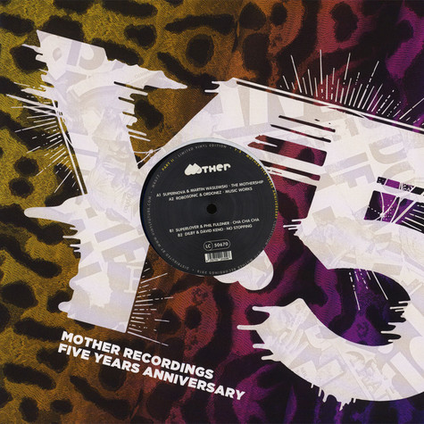 V.A. - Five Years Anniversary Part 2