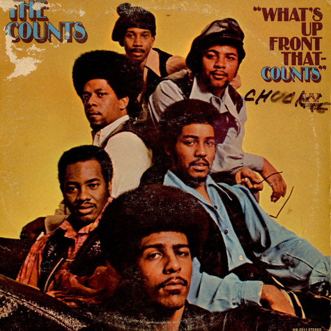 The Counts - What's Up Front That-Counts