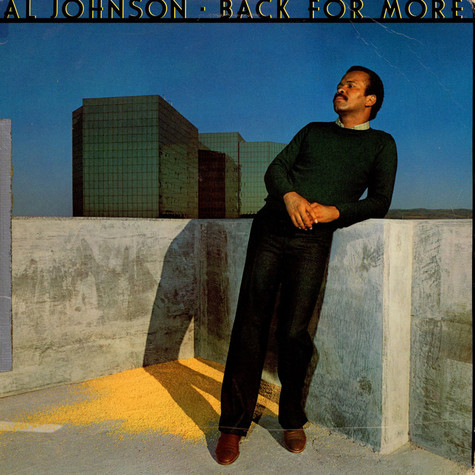 Al Johnson - Back For More