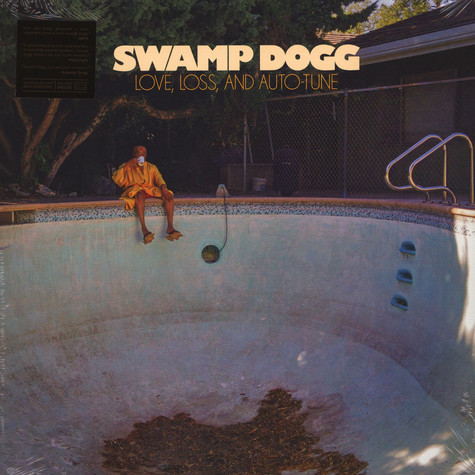 Swamp Dogg - Love, Loneliness And Auto Tune Colored Vinyl Edition