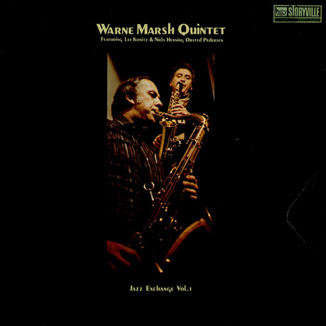 Warne Marsh Quintet - Jazz Exchange Vol. 1