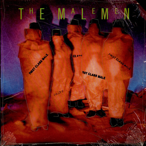 The Malemen - First Class Male