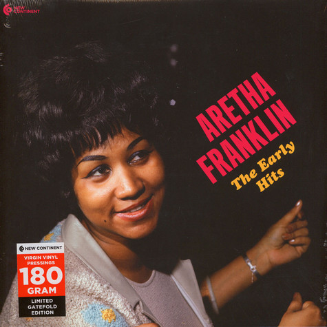 Aretha Franklin - The Early Hits