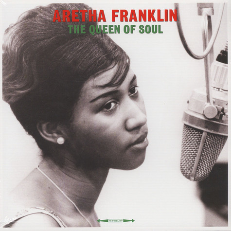 Aretha Franklin - The Queen Of Soul