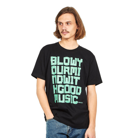 Audiolith - Blow Your Mind With Good Music T-Shirt