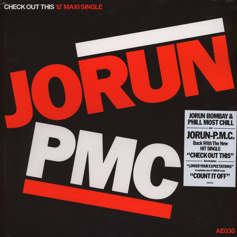Jorun PMC (Jorun Bombay & Phill Most Chill)  - Check Out This
