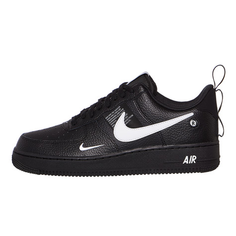 best loved cad9a f8e18 Nike. Air Force 1  07 LV8 Utility (Black   White   Black   Tour Yellow)