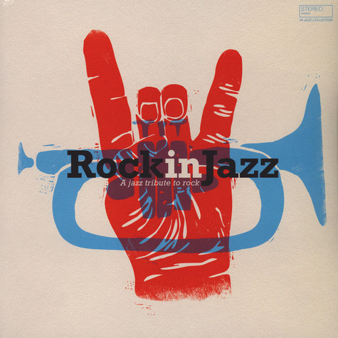 V.A. - Rock In Jazz- In Jazz Collection