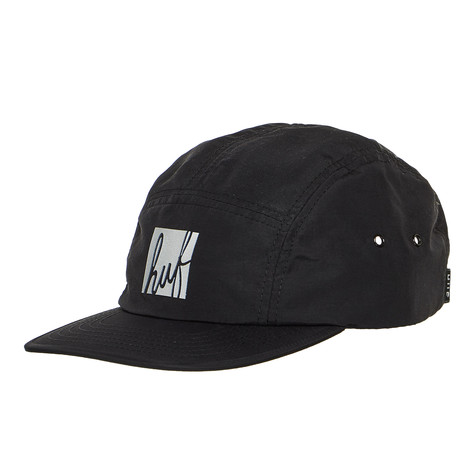 16eba312669 HUF - Script Box Volley Hat (Black)