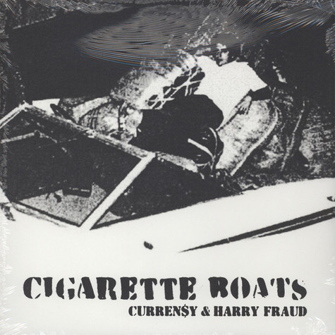 Curren$y & Harry Fraud - Cigarette Boats
