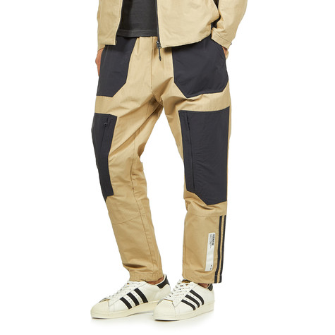 2caf18f56804 adidas - NMD Track Pant (Raw Gold)