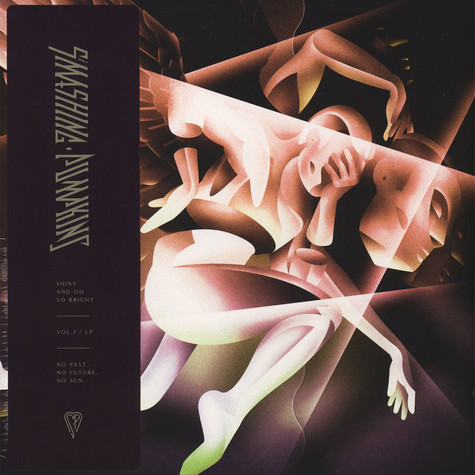 Smashing Pumpkins, The - Shiny And Oh So Bright Volume 1 No Past. No Future. No Sun Black Vinyl Edition