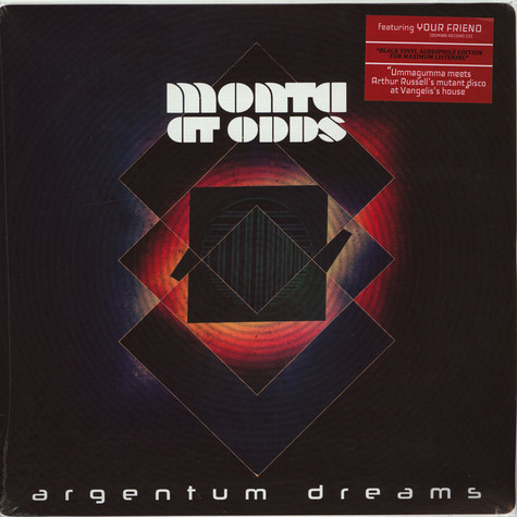 Monta At Odds - Argentum Dreams