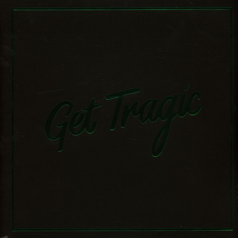 Blood Red Shoes - Get Tragic Deluxe Edition