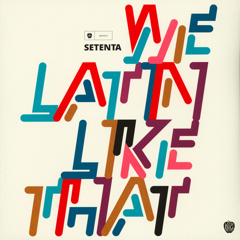 Setenta - We Latin Like That