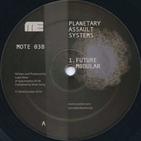 Planetary Assault Systems - Future Modular EP