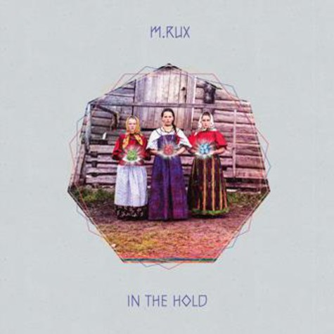 M.Rux - In The Hold Red Vinyl Edition