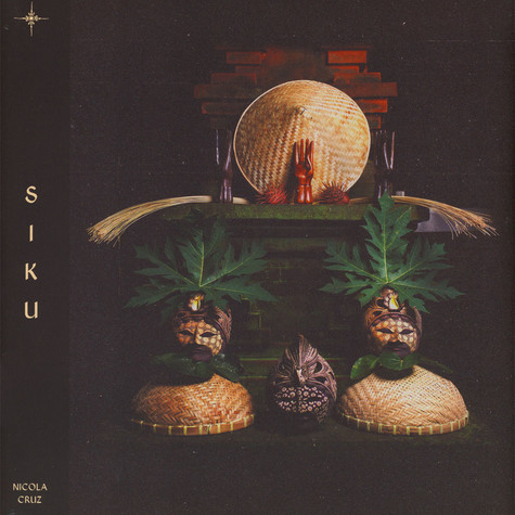 Nicola Cruz - Siku Black Vinyl Edition