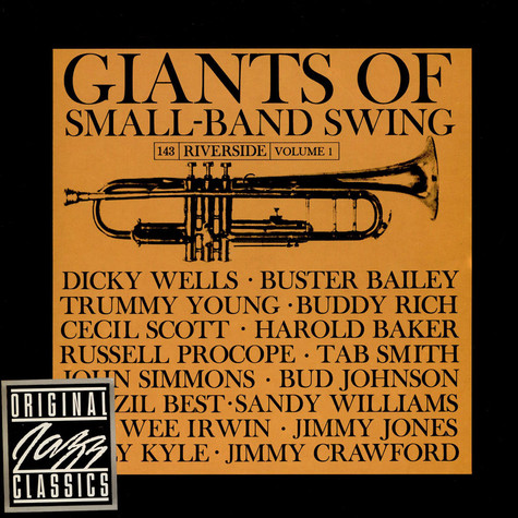 V.A. - Giants Of Small-Band Swing Volume 1
