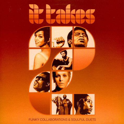 V.A. - It Takes 2 - Funky Collaborations & Soulful Duets