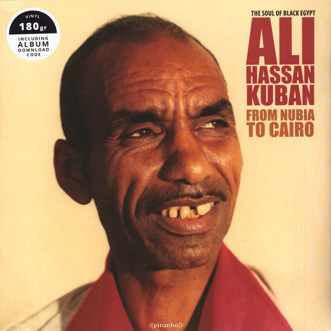 Ali Hassan Kuban - From Nubia To Cairo(Remastered) / The Soul Of Black Egypt