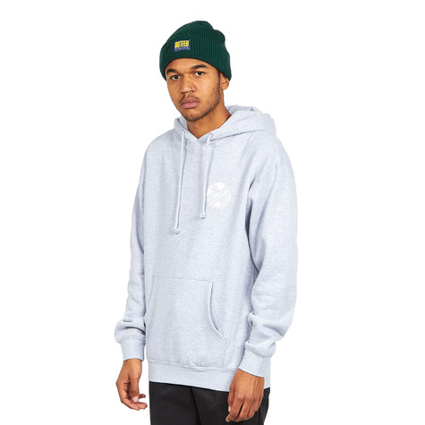 Butter Goods - Axis Worldwide Logo Pullover Hood