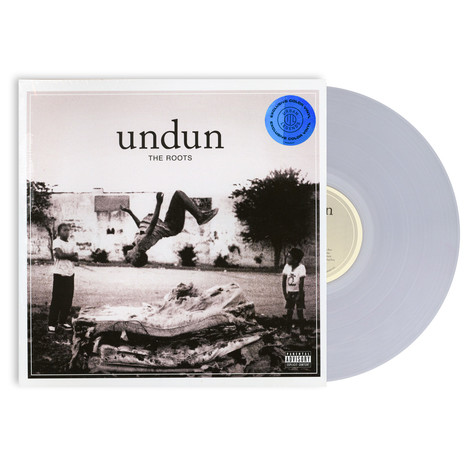 Roots, The - Undun HHV Exclusive Smoke Clear Vinyl Edition