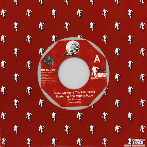 Frank Motley & The Hitchikers Featuring The Mighty Pope / King Herbert & The Knight - Mr. Fortune / Sissy Strut