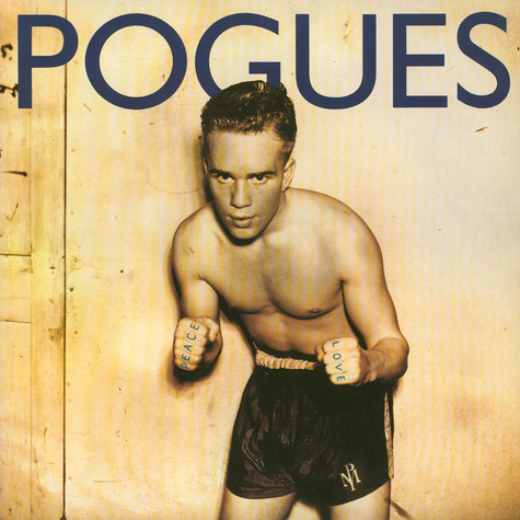 Pogues, The - Peace And Love