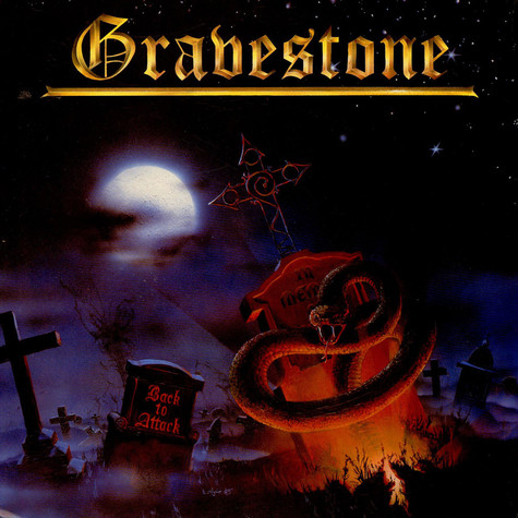 Gravestone - Back To Attack