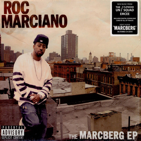 Roc Marciano - The Marcberg EP