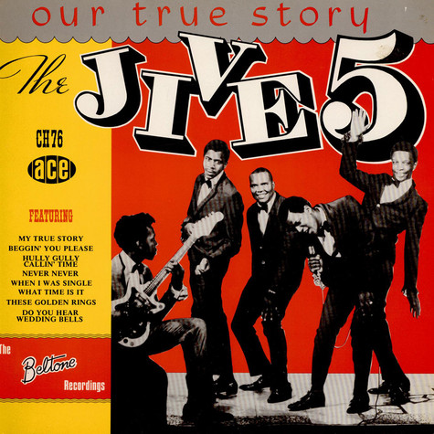 Jive Five, The - Our True Story