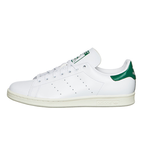 87f130a727c adidas - Stan Smith (Footwear White / Off White / Bold Green ) | HHV