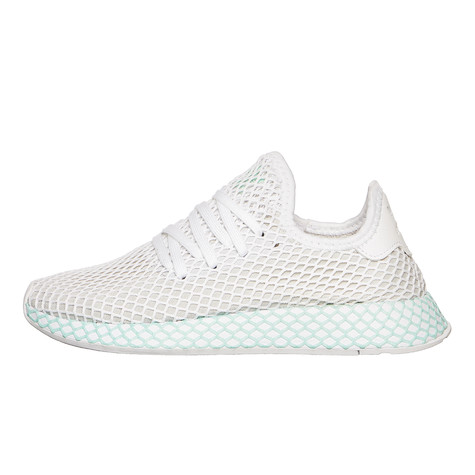 newest 4836f 913e4 adidas. Deerupt Runner W (Footwear White   Grey One ...