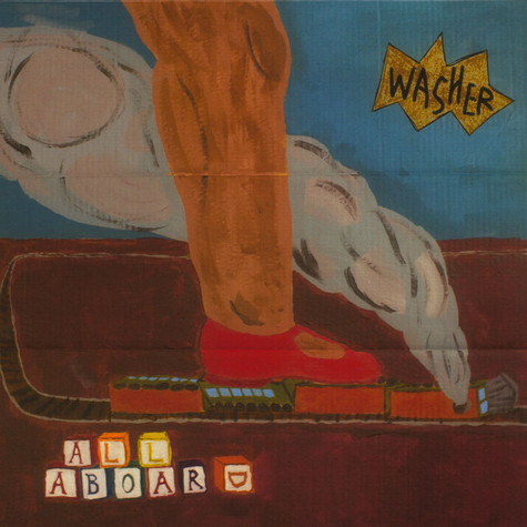 Washer - All Aboard
