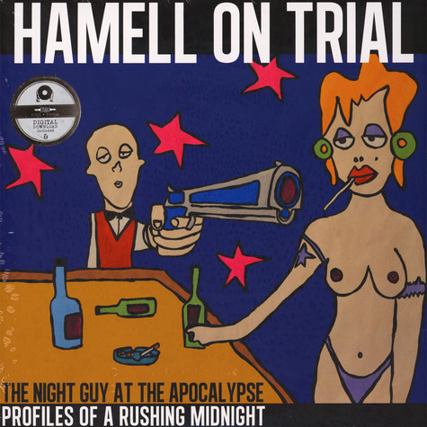 Hamell On Trial - The Night Guy At The Apocalypse Profiles