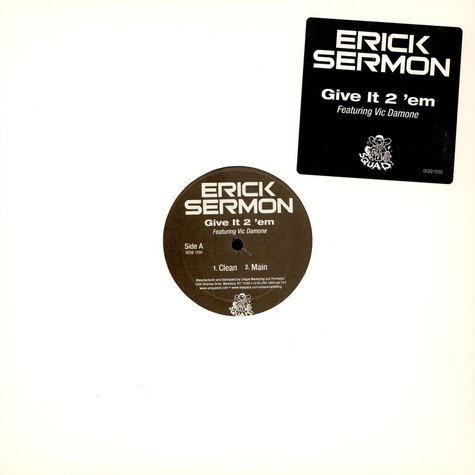 Erick Sermon - Give It 2 'em