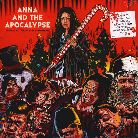 V.A. - OST Anna & The Apocalypse Clear Vinyl Edition