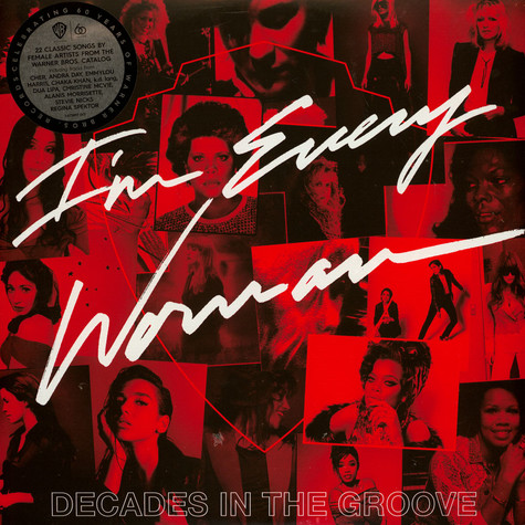 V.A. - I'm Every Woman: Decades In The Groove