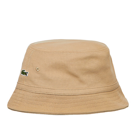 Lacoste - Pique Bucket Hat (Viennese)  f226cfb374a2