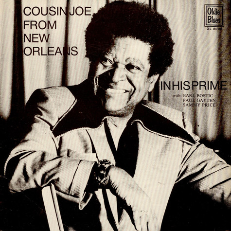 Cousin Joe - Cousin Joe From New Orleans In His Prime