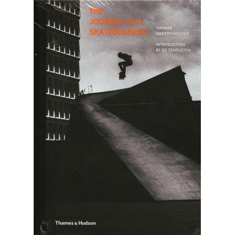 Thomas Sweertvaegher & Ed Templeton - The Journal Of A Skateboarder