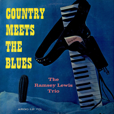 Ramsey Lewis Trio, The - Country Meets The Blues