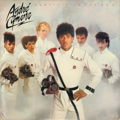 Andre Cymone - Survivin' In The 80's