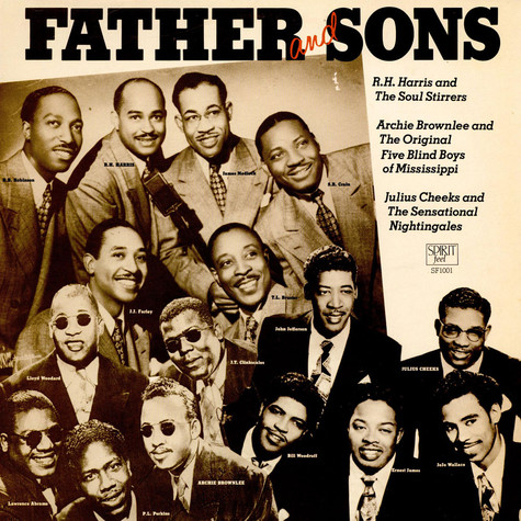V.A. - Father And Sons