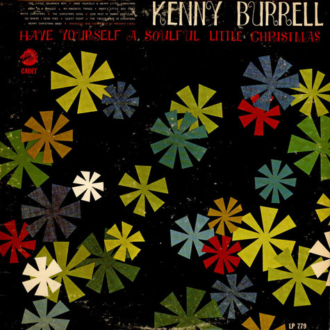 Kenny Burrell - Have Yourself A Soulful Little Christmas